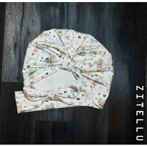Set bentita si tuban Zitellu - bumbac organic, 008
