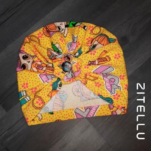 Turban cu nod Zitellu, 025