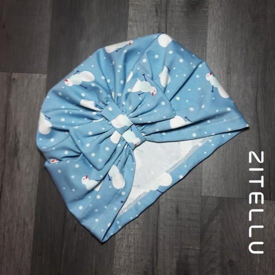 Turban Zitellu - bumbac organic, 036