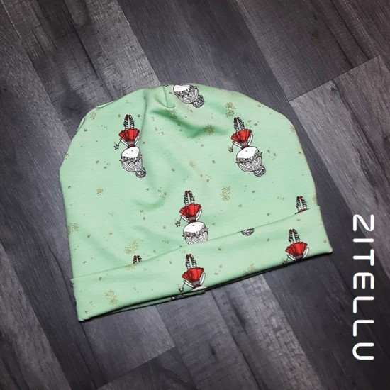 Caciula Zitellu - bumbac organic, 042