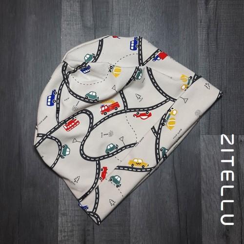 Caciula Zitellu - bumbac organic, 043