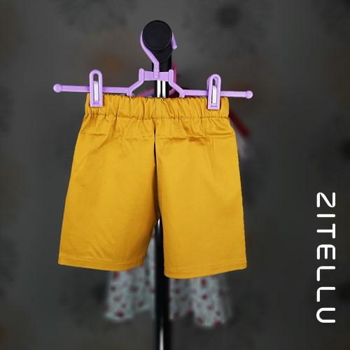Pantalonas Zitellu, 007