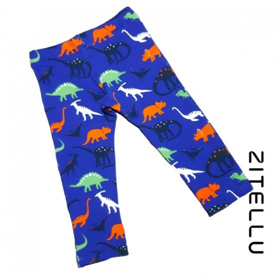 Pantalonas Zitellu, bumbac organic, 025