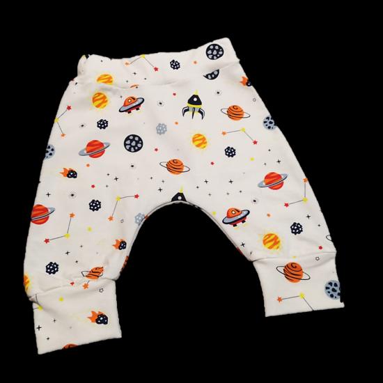 Pantalonas Zitellu, bumbac organic, 030