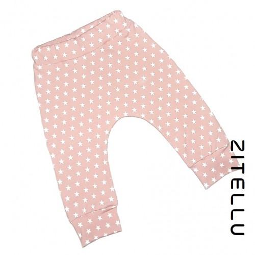 Pantalonas Zitellu, bumbac organic, 031