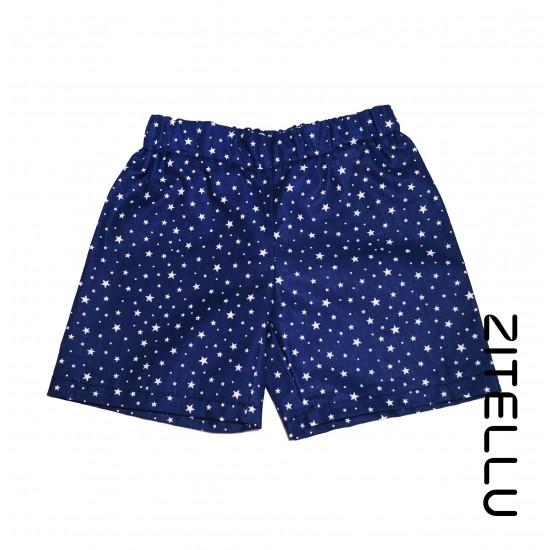 Pantalonas Zitellu, bumbac organic, 035
