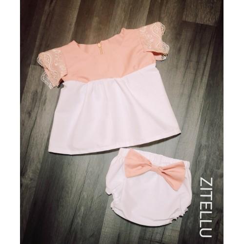 Set rochita si chilotel Zitellu, 002