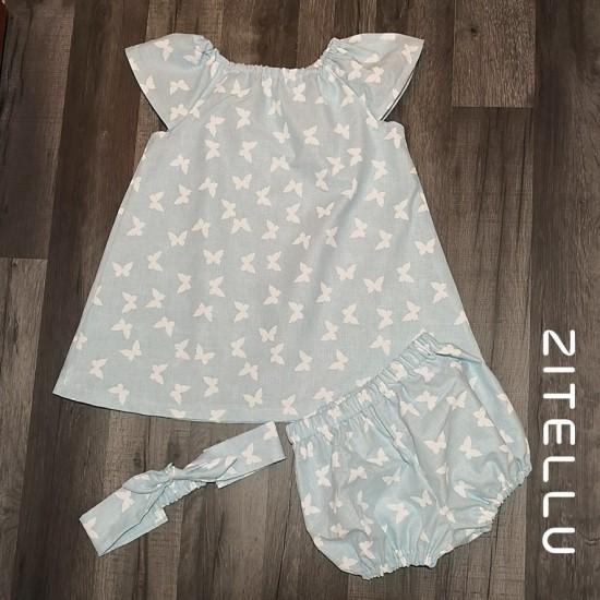 Set rochita si chilotel Zitellu, 003